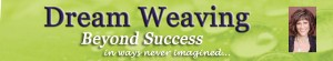 Dream Weaving logo banner