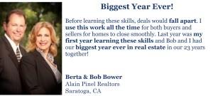testimonial of Berta